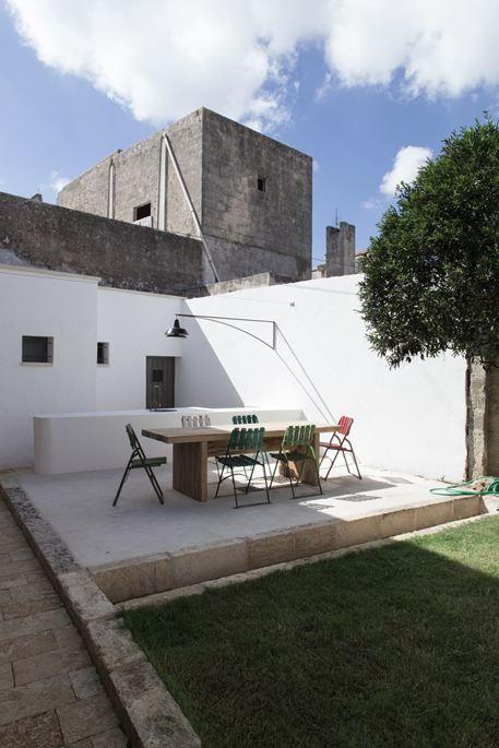 Progetto di ristrutturazione di una porzione di un palazzo for Progetto casa ristrutturazione