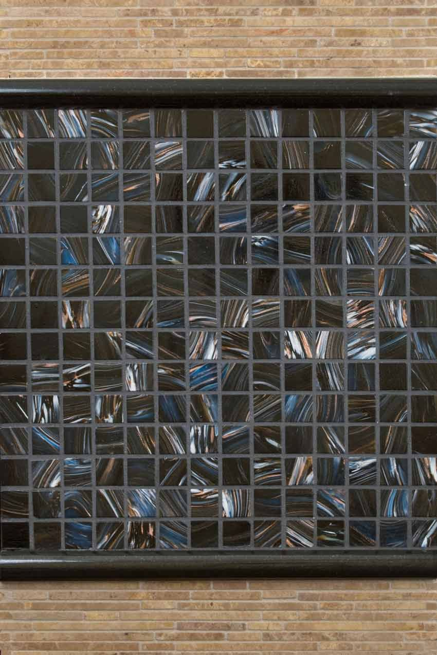Creama ivy marble black granite and midnight blue glass backsplash creama ivy marble black granite and midnight blue glass backsplash tiles by msi stone dailygadgetfo Choice Image
