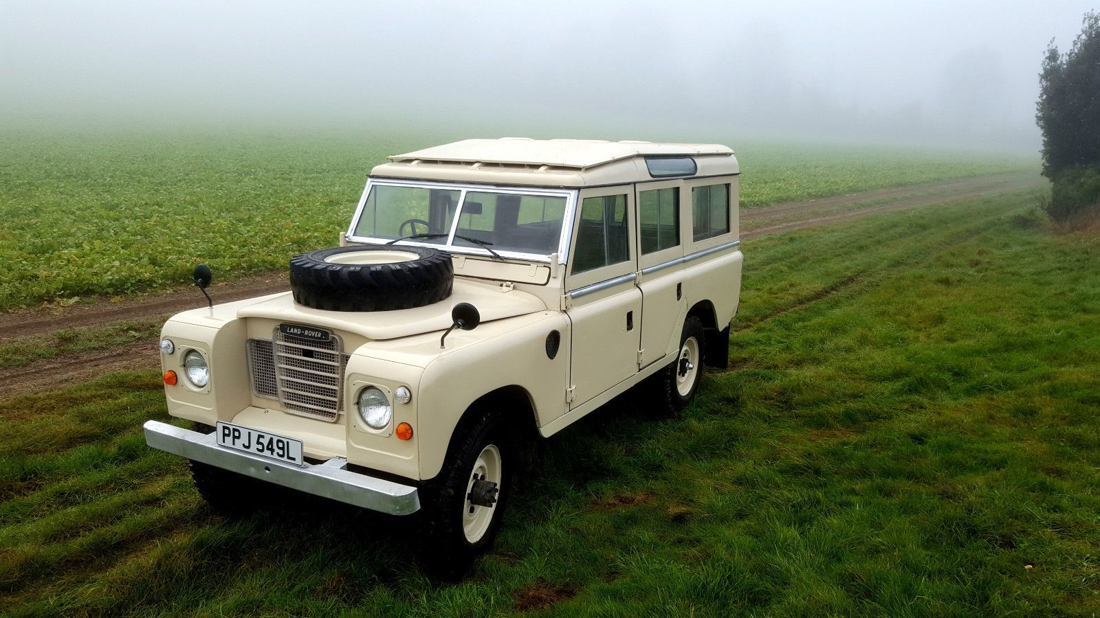 Reluctantly Up For Sale Is My Series 3 Lwb Safari Station Wagon