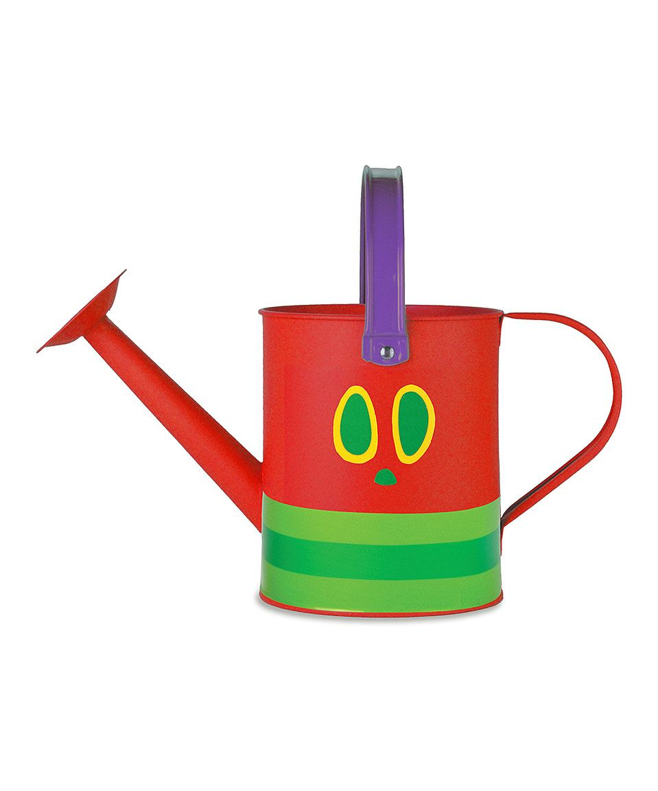 look at this zulilyfind the very hungry caterpillar watering can rh pinterest com