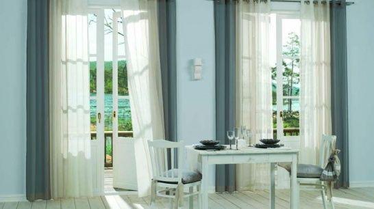 Vorhänge und Gardinen in Dietikon   vorhangch Vorhänge und - gardinen wohnzimmer modern