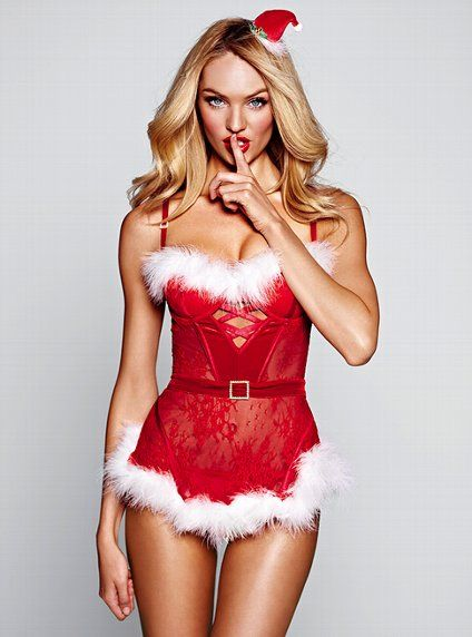 Sexy Little Santa Baby - Sexy Little Things® - Victoria's Secret ...