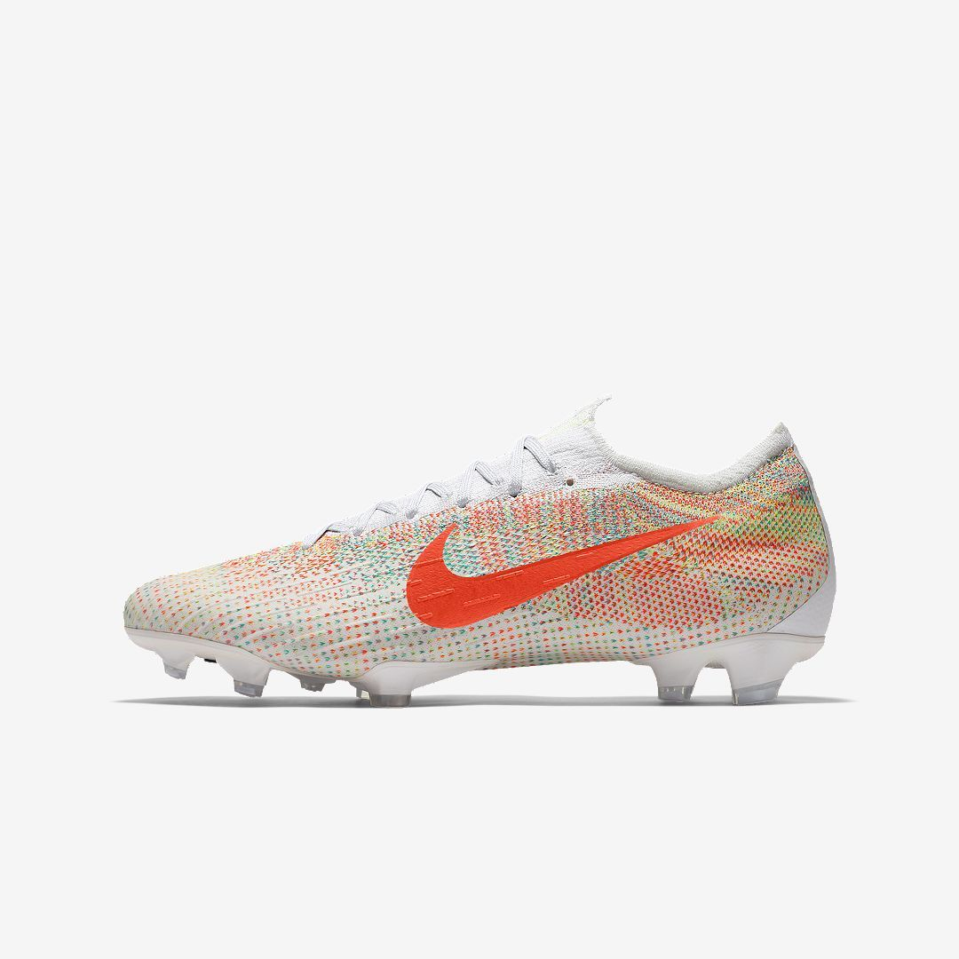 insondable Christchurch Transparentemente  Nike Mercurial Vapor 360 Elite FG By You Custom Firm-Ground Soccer Cleat  Size 10.5 (Multi-Color) | Nike, Football boots, Soccer cleats