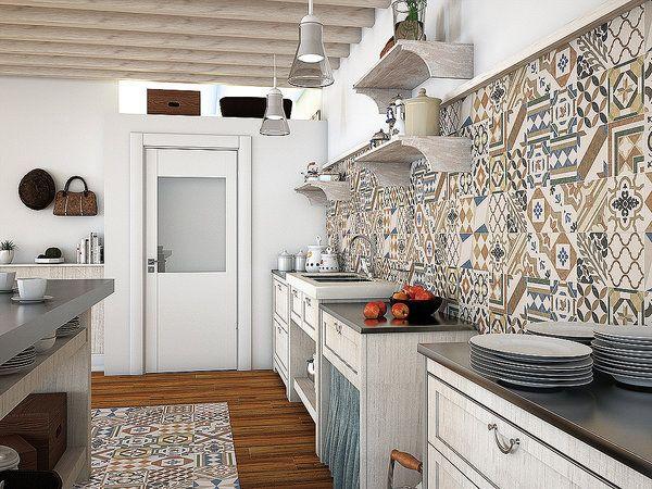baldosas cermicas para la pared de la cocina de gala