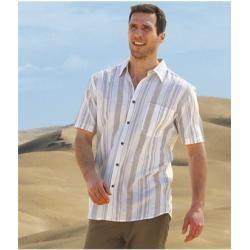 Photo of Camisas reducidas con cuello Kent para hombre.