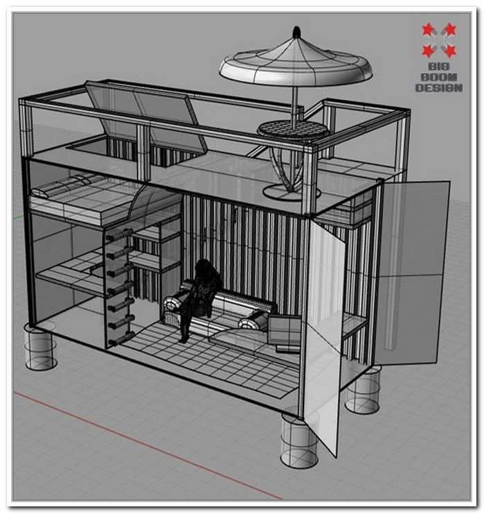 Storage container home blueprints container pinterest storage storage container home blueprints malvernweather Choice Image