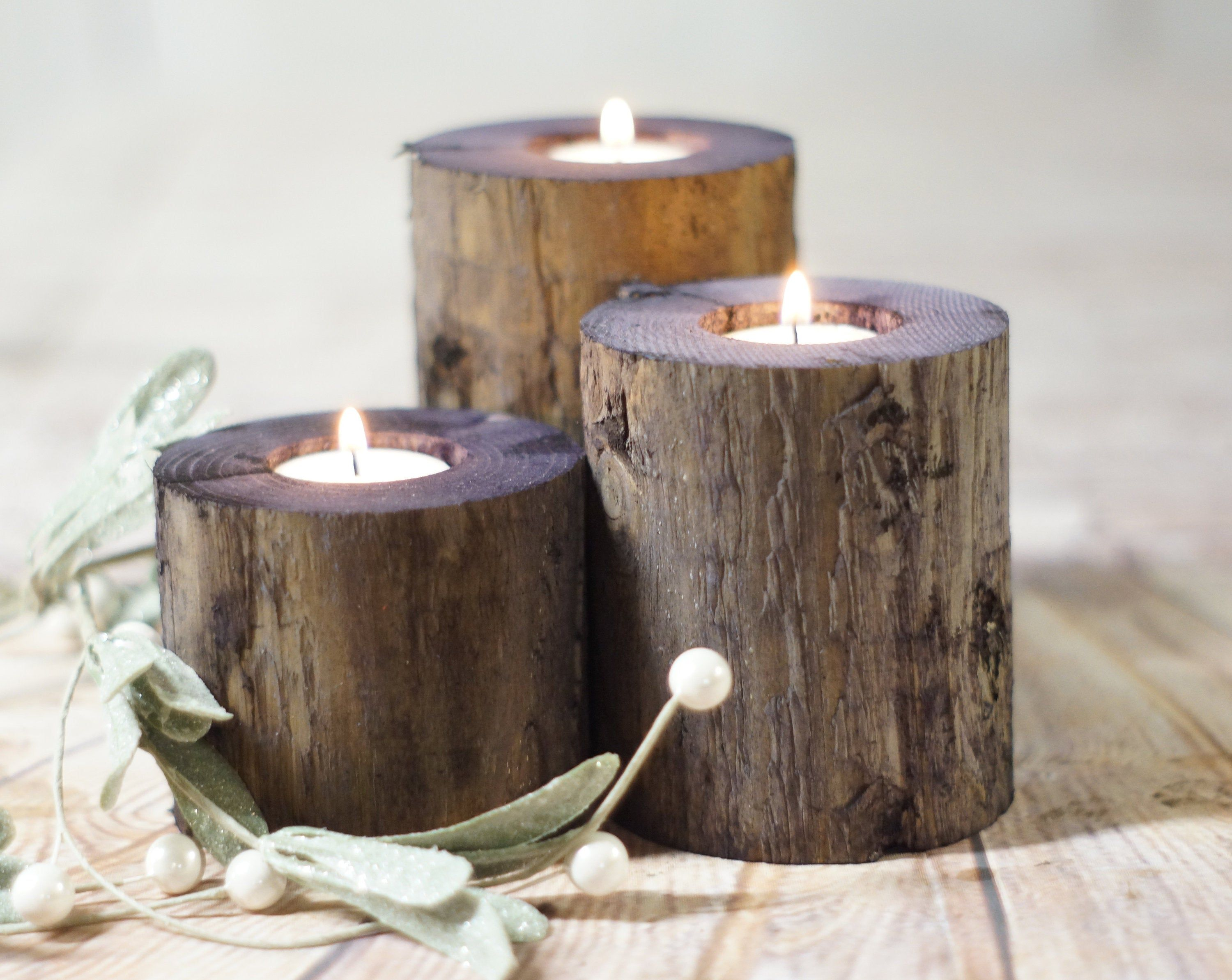 25+ Fireplace tealight candle holder ideas