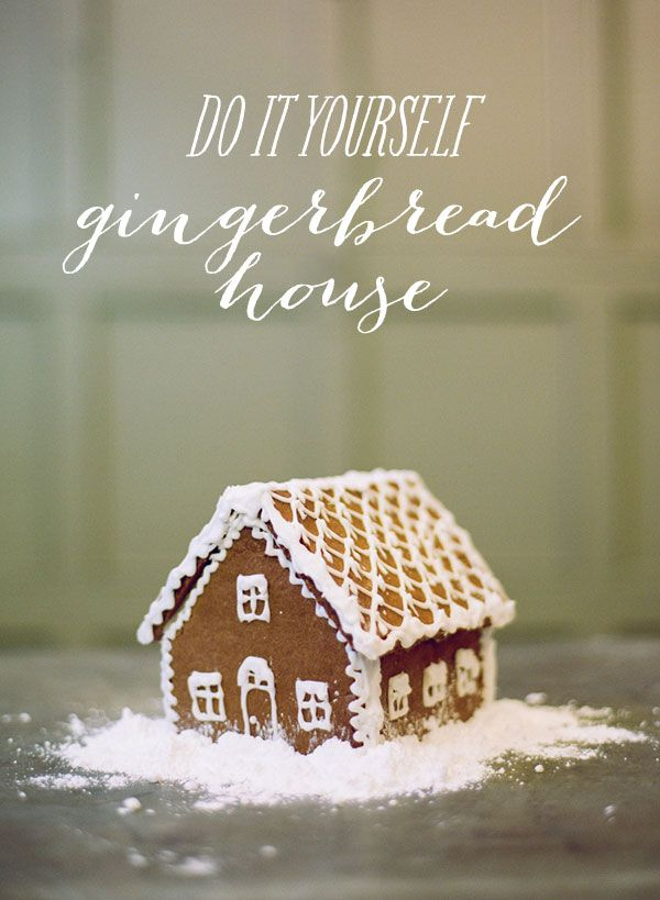 Diy gingerbread house gingerbread gingerbread house kits and diy gingerbread house solutioingenieria Image collections