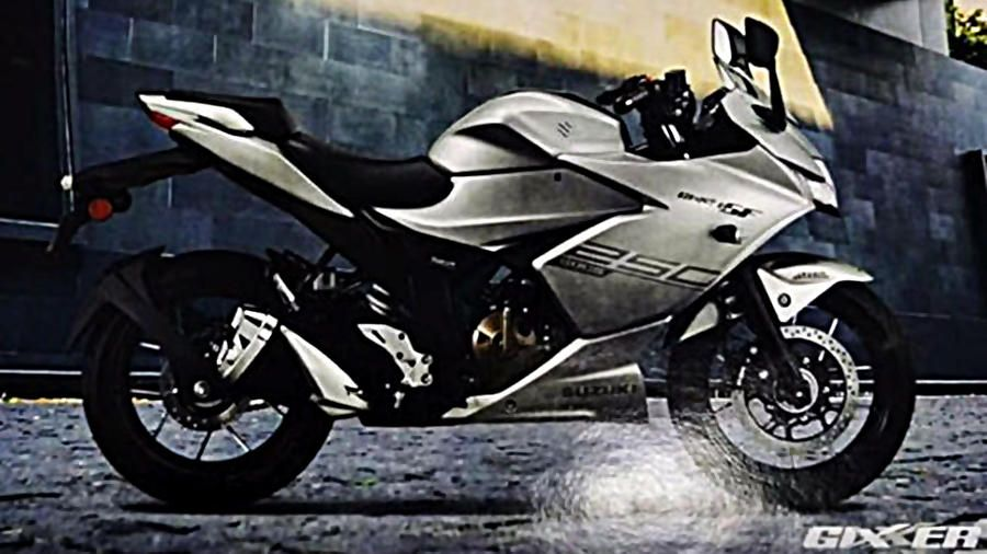 Suzuki Gixxer 250 Sf250 New Images Price And Launch In India