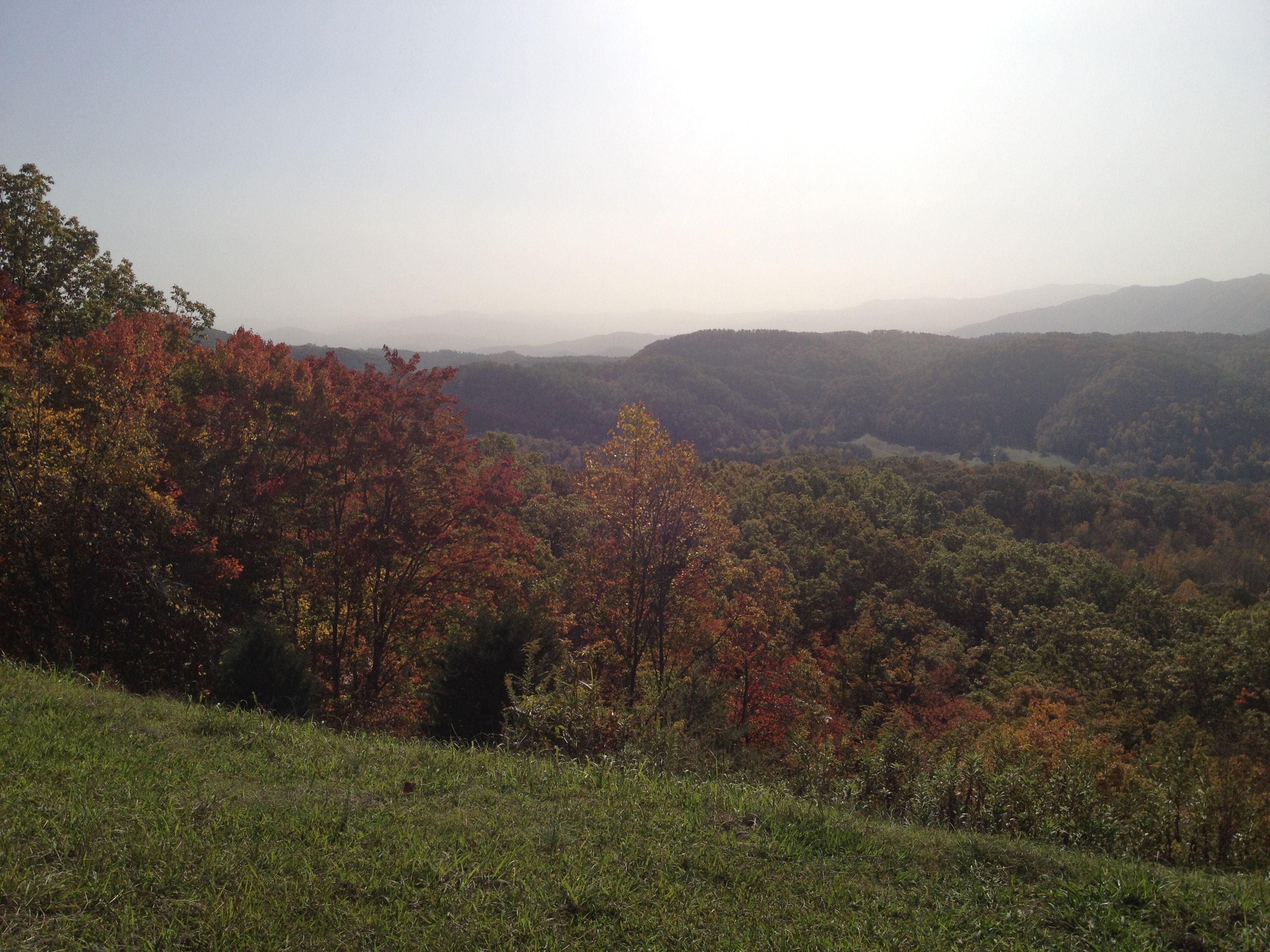 Foothills Parkway 10-12 - This picture does not do the Foothills Parkway justice.  It is an amazing drive w/awesome views!