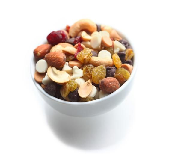 4. Granola and Trail Mix
