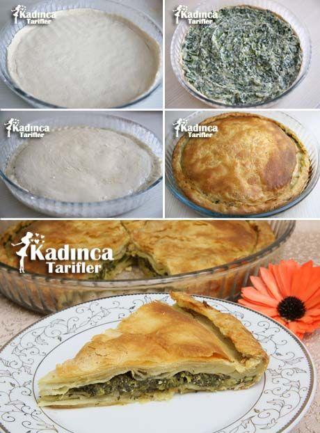 Ispanaklı Arnavut Böreği Videosu