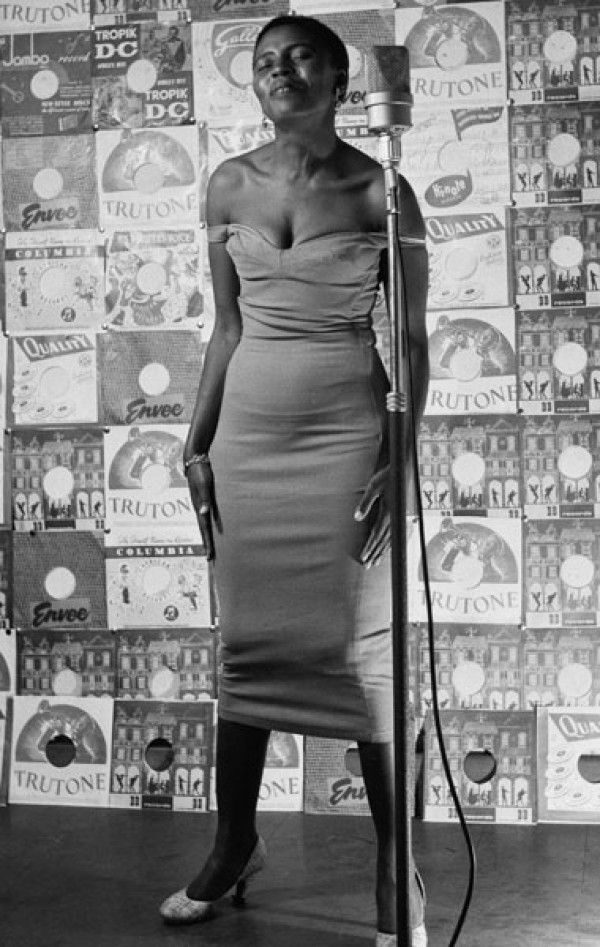 Miriam Makeba, South Africa's First Lady of Song