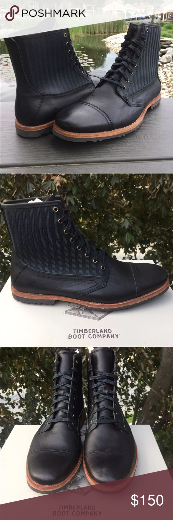 TIMBERLAND men's company boot MEN'S TIMBERLAND BOOT COMPANY