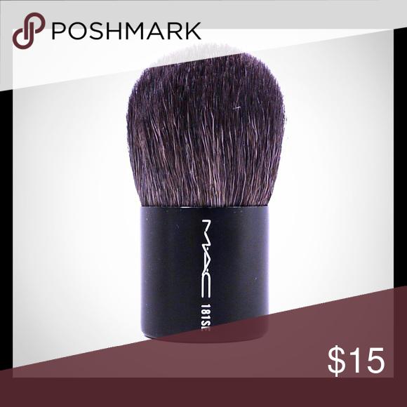 Brand New Discontinued MAC 181 Small Buffer Brush Brand