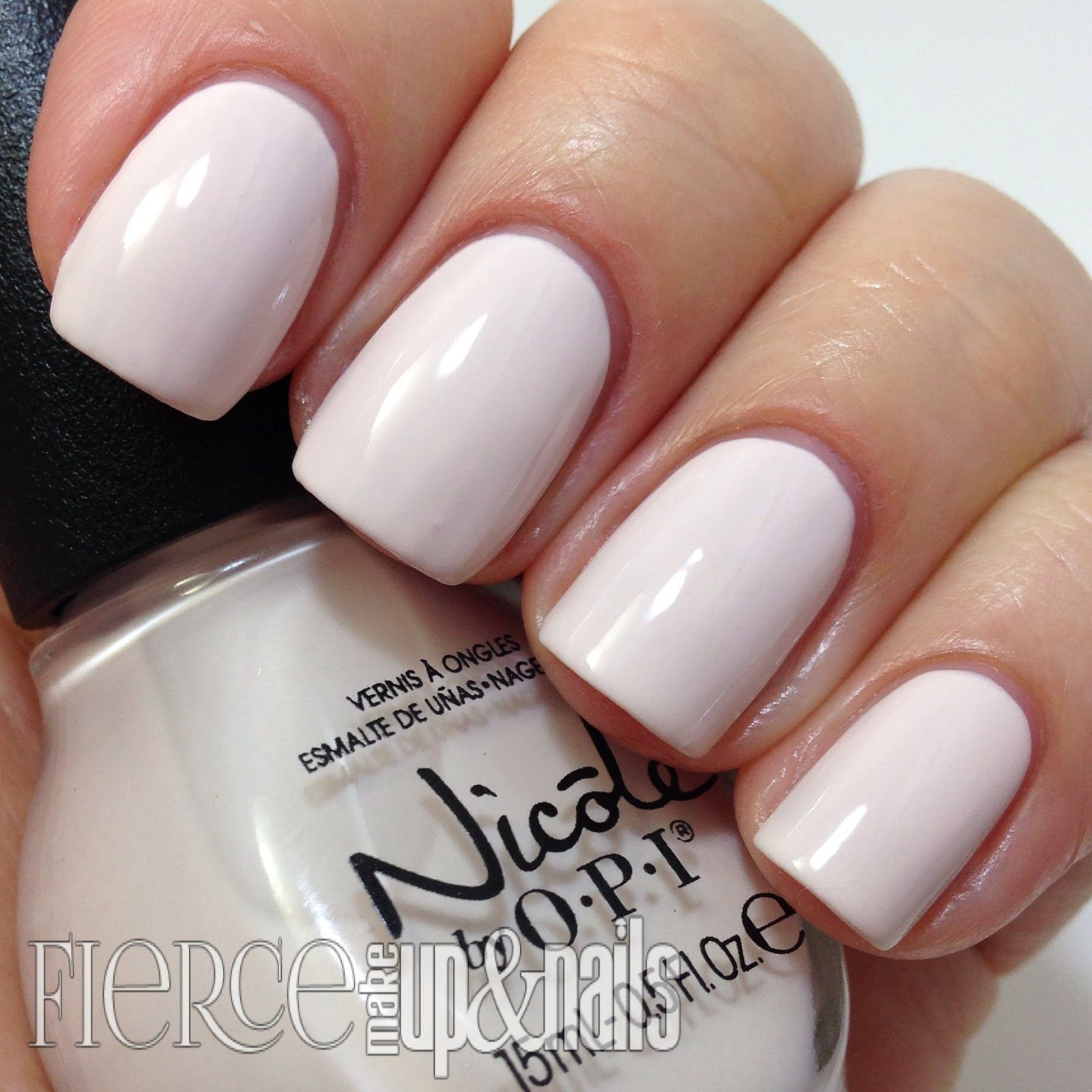 Nicole By Opi Sweet Surrender Perfectly Polished