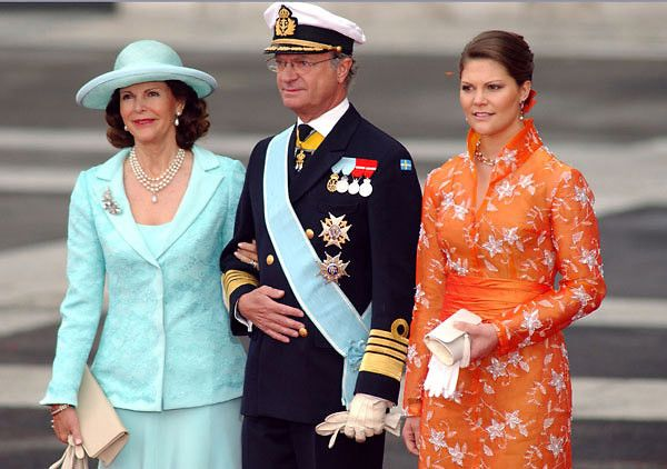 Queen Silvia, May 22, 2004