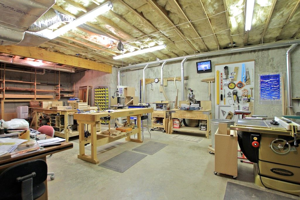 Stunning Home Workshop Designs Photos - Interior Design Ideas ...