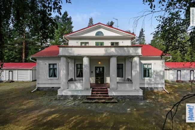 Valloittava Villa Sara on Suomen kaunein omakotitalo
