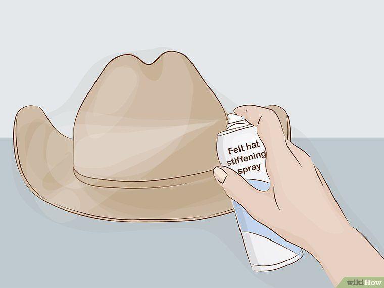 3 Ways To Shape A Cowboy Hat Cowboy Hats Hats Cowboy Hats Shapes