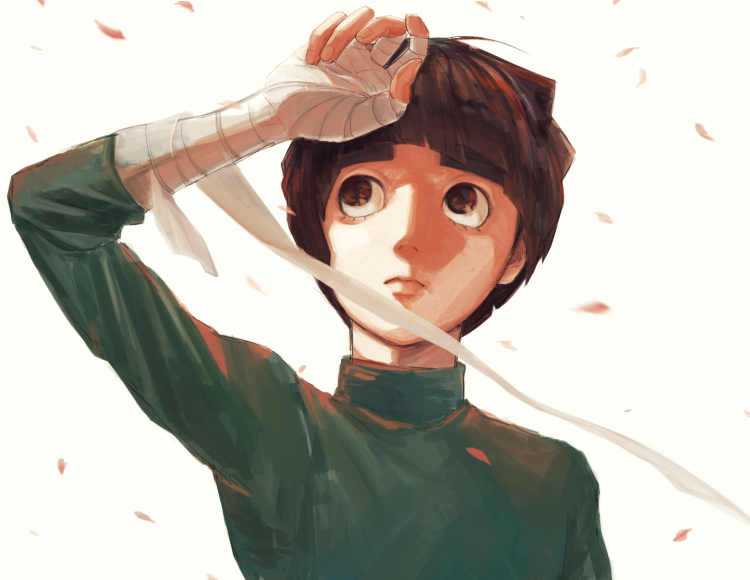 Rock Lee, by Pixiv Id 8100282 in 2020 (With images) Rock