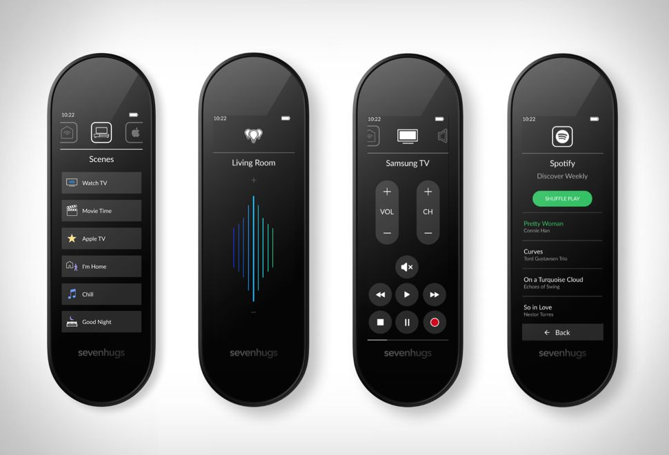 SEVENHUGS SMART REMOTE U (With images) Remote, Streaming