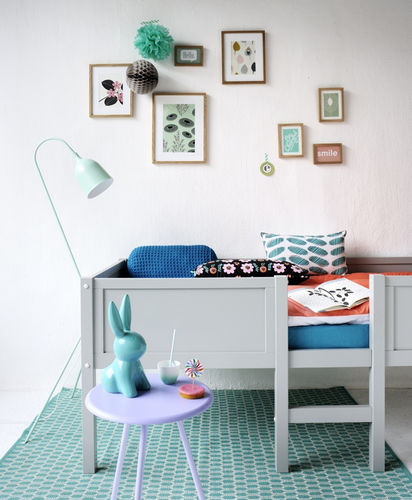 painted lamp +Tapis AZUR Collection 2014/2015 | Deco chambre ...