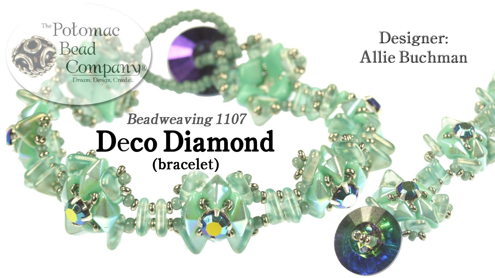 Deco diamond bracelet tutorial diamond bracelets bracelets and