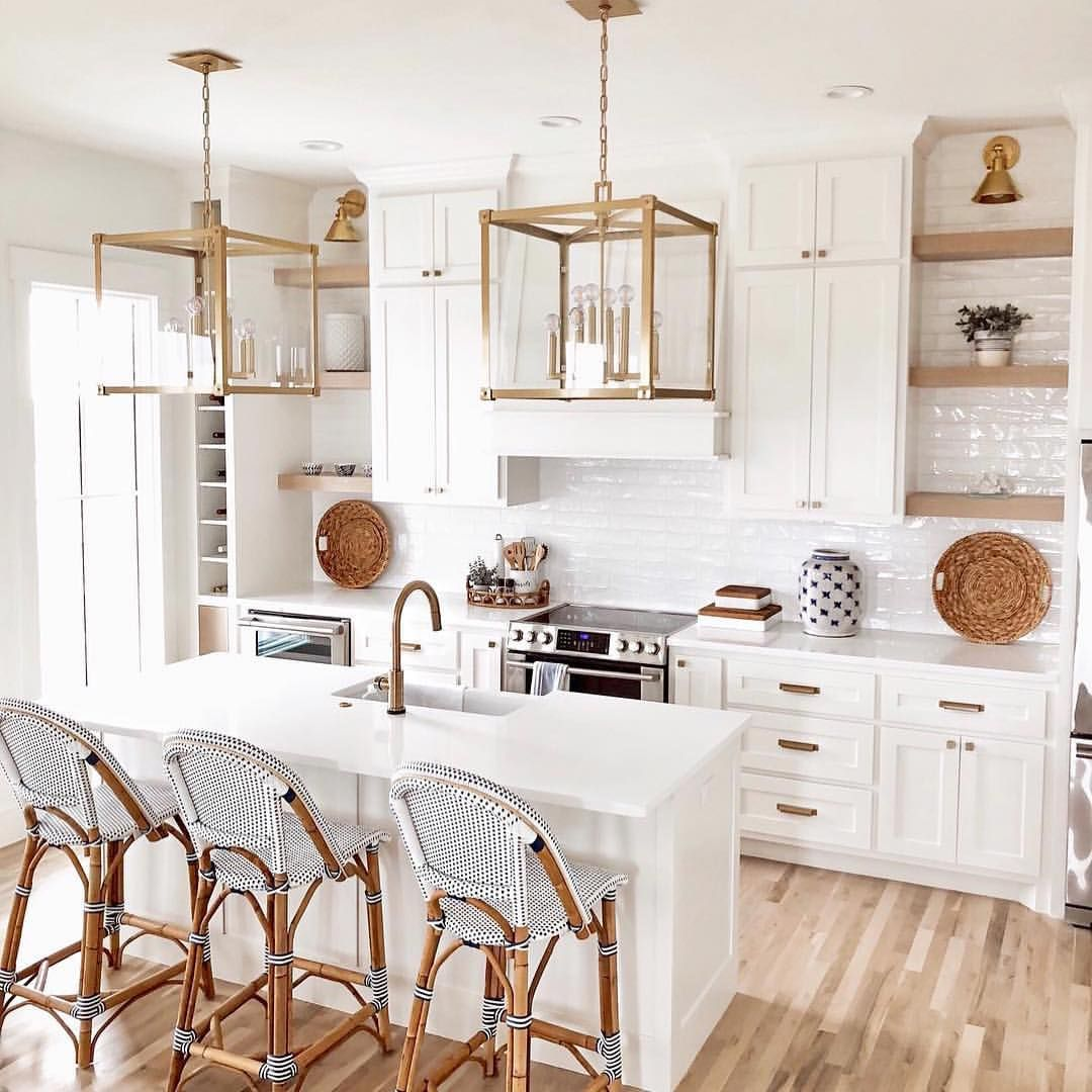 23 Best Cottage Kitchen Decorating Ideas And Designs For 2020: There's Nothing Not To Love About This Perfectly Curated
