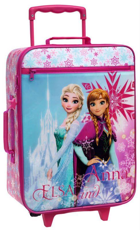 Maleta trolley Frozen  Este artículo lo encontrarás en nuestra tienda on line de complementos  www.worldmagic.es  info@worldmagic.es 951381126