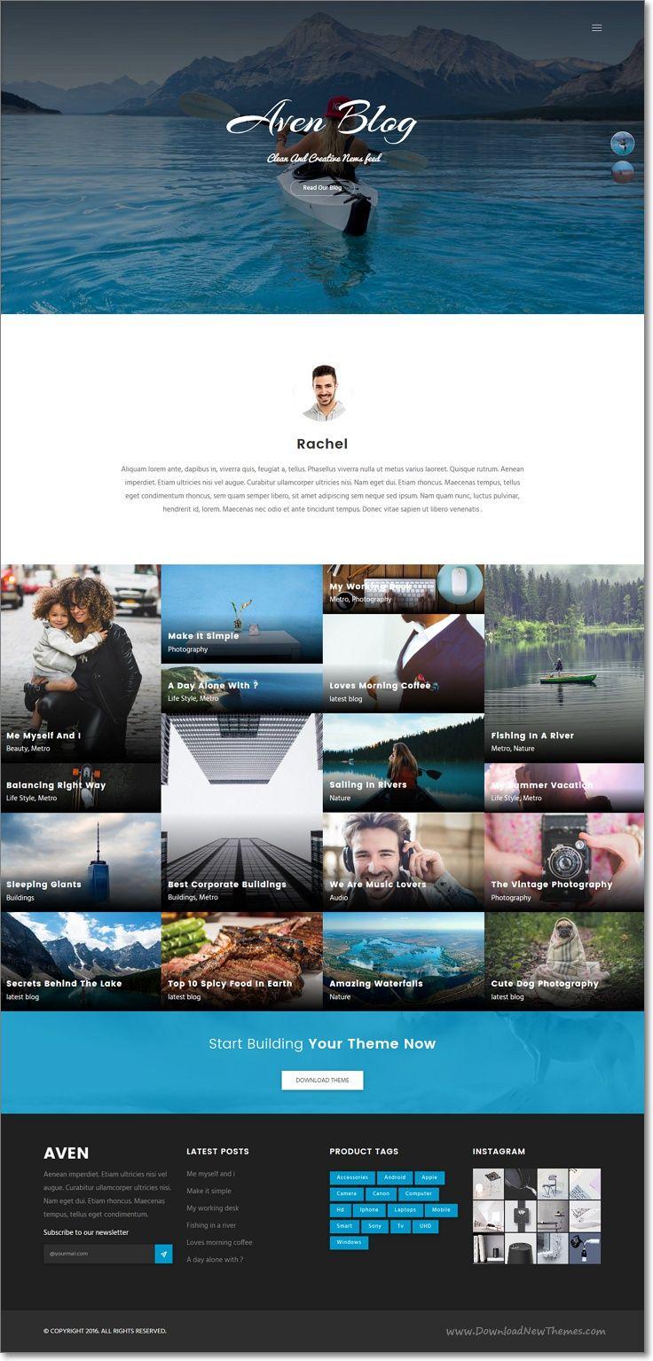 Aven The Multi Purpose Wordpress Theme Ecommerce Web Design Wordpress Theme Theme