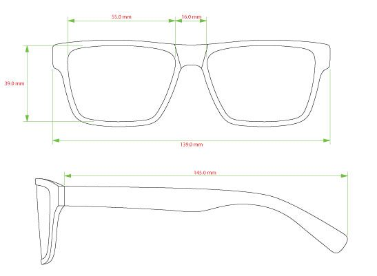 glasses frame blueprint - Google Search   Cnc   Pinterest   Glasses ... 9eb928ec9e