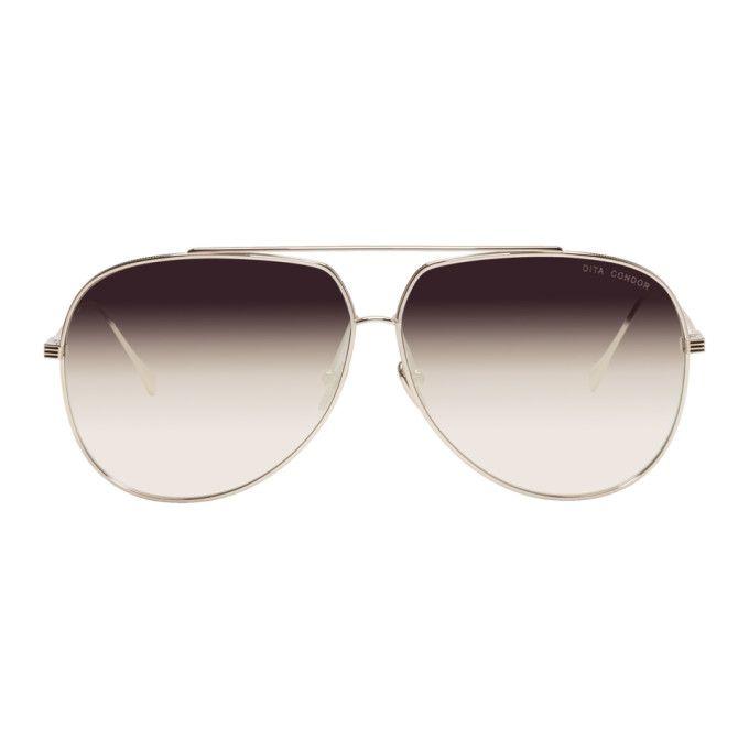 c4a8392ae9e1 DITA Silver Condor Sunglasses.  dita