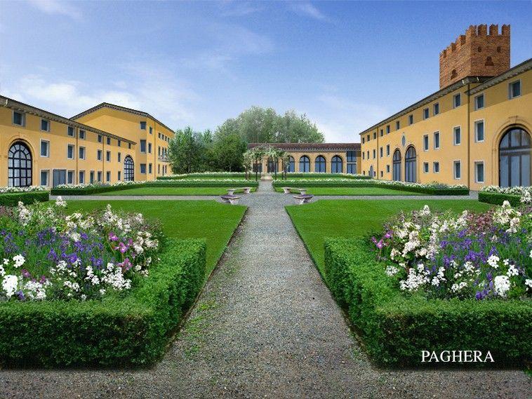 Sedi aziendali calzedonia paghera giardini sedi for Paghera giardini