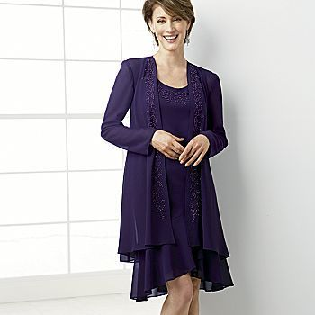 plus size mother of the bride dresses purple | Mother of the Bride ...
