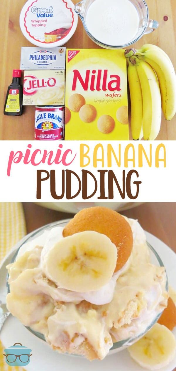 The Best Banana Pudding Video The Country Cook Recipe Best Banana Pudding Banana Pudding Easy Banana Pudding