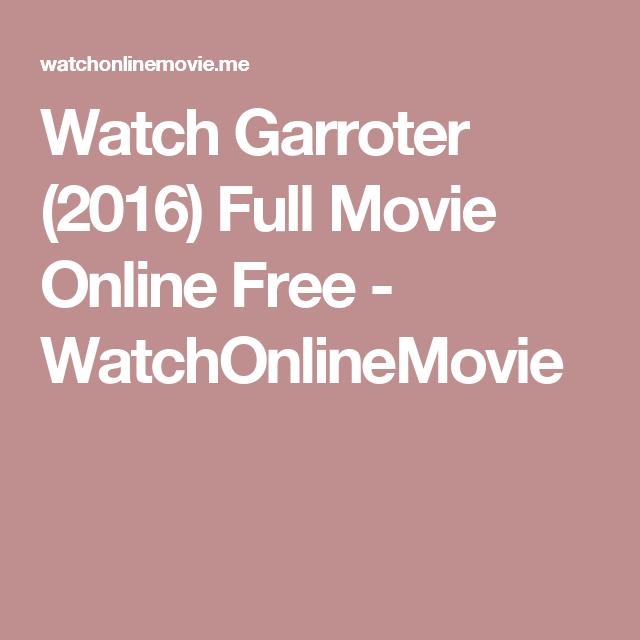 Garroter фильм 2016 скачать торрент - фото 5