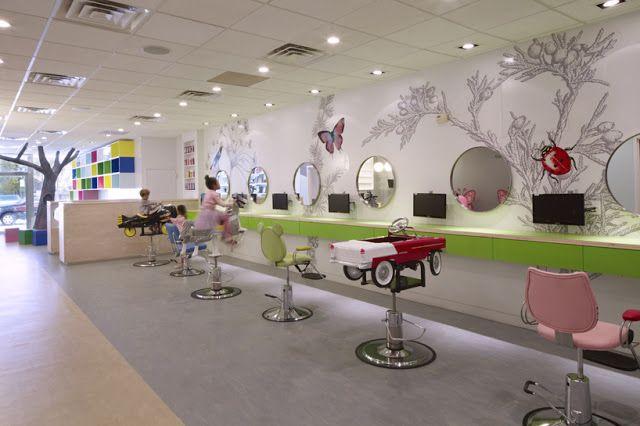 Salon De Coiffure Pour Enfants Kids Salon Kids Hair Salon
