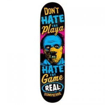 skateboard decks | ... Skateboard Decks › Real Dompierre Gangsta Night Skateboard Deck 8.06