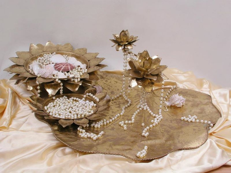 magnificence offering wedding and engagement ring packing services like designer wedding ring tray designer jewellery
