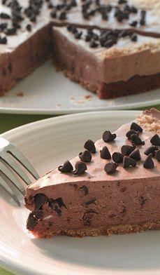 Frozen Chocolate Mud Pie