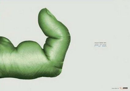 Great PS2 advert.