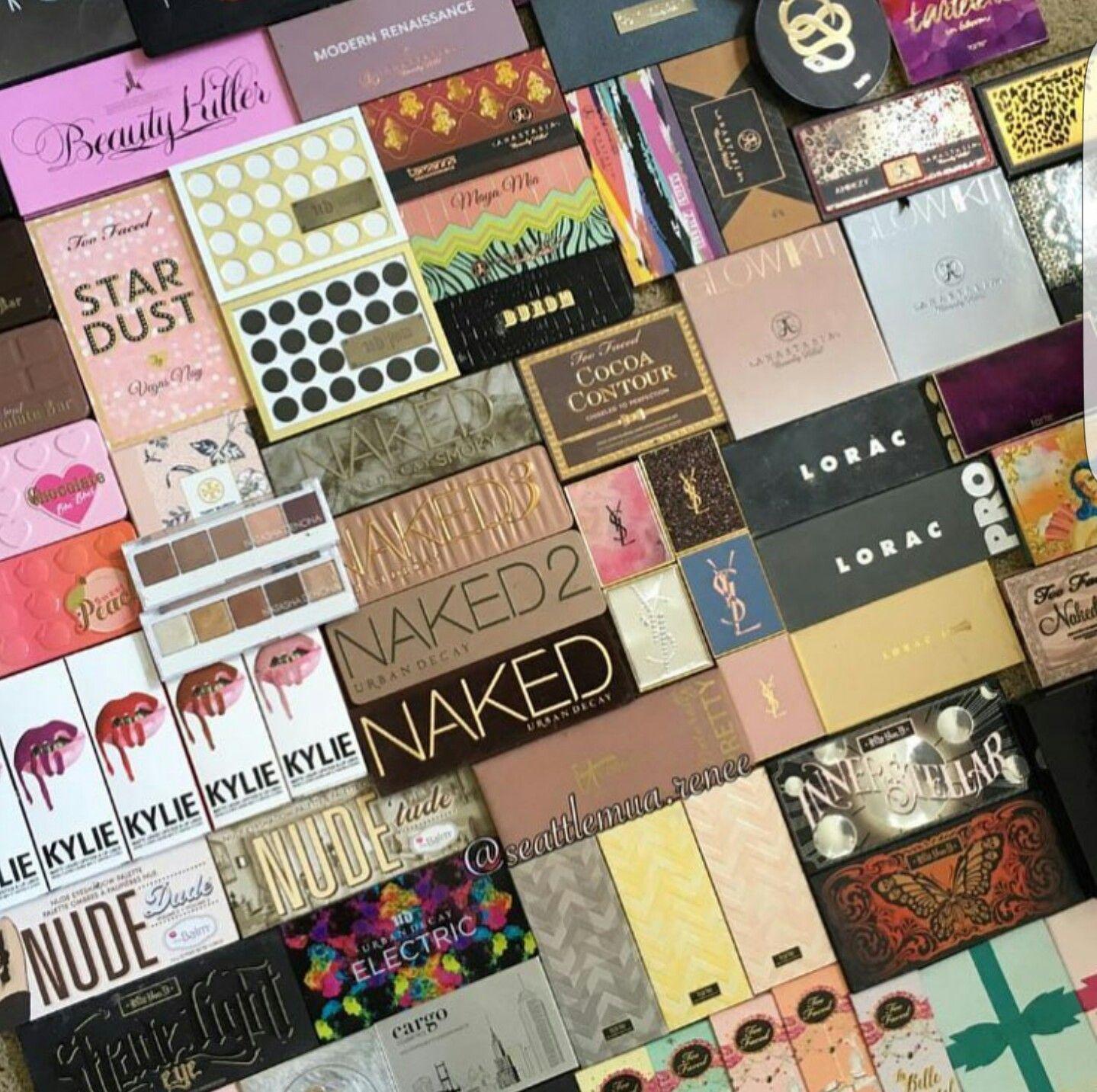 Ig name Seattlemua.renee Makeup organization, Makeup