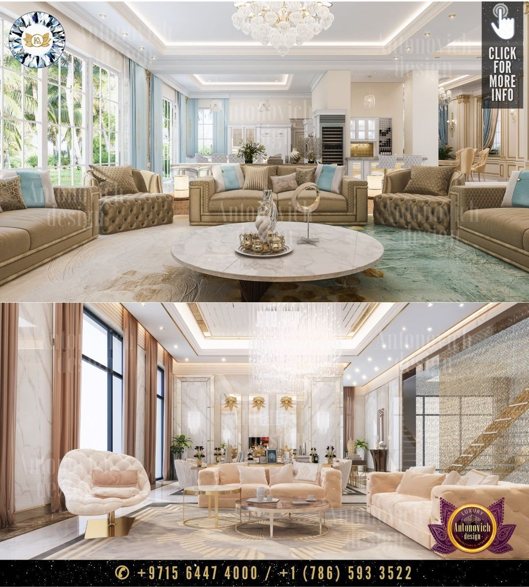 Amazing Living Room Design In Usa The Best Living Room Interior Design In 2020 Interior Design Usa Living Room Designs Interior Design