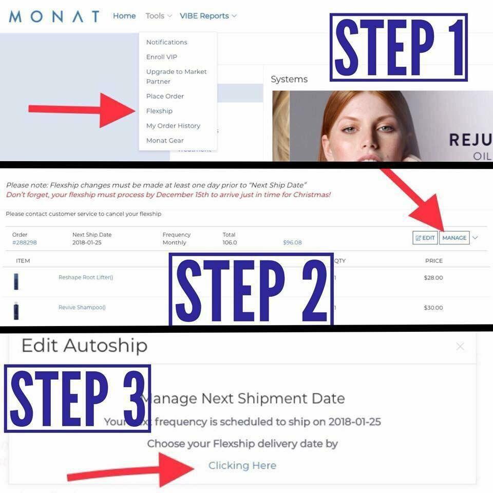 Monat flexship haircare vegan (With images) Monat