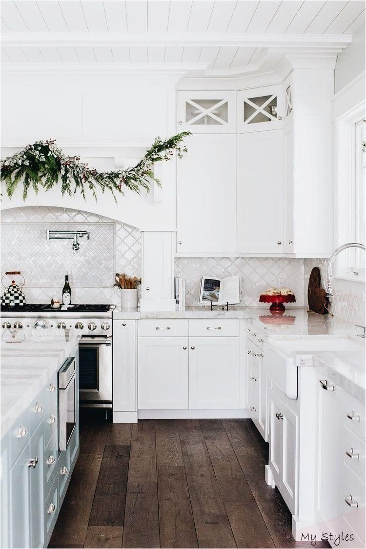 May 19 2020 White Kitchen Cabinet With Wood Floor Beautiful 20 Famous Hardwood Floors With In 2020 White Kitchen Traditional Classic White Kitchen Kitchen Flooring