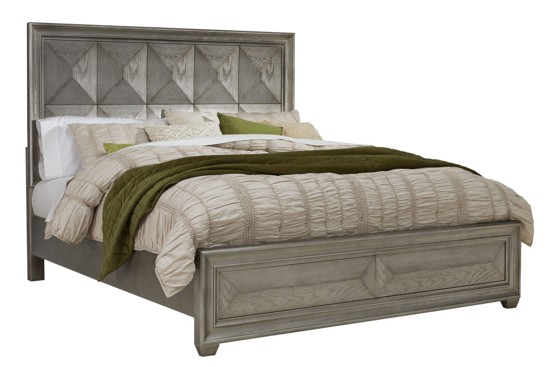 Soho King Size Bed In 2020 Queen Size Bedding Bed Panel Bed