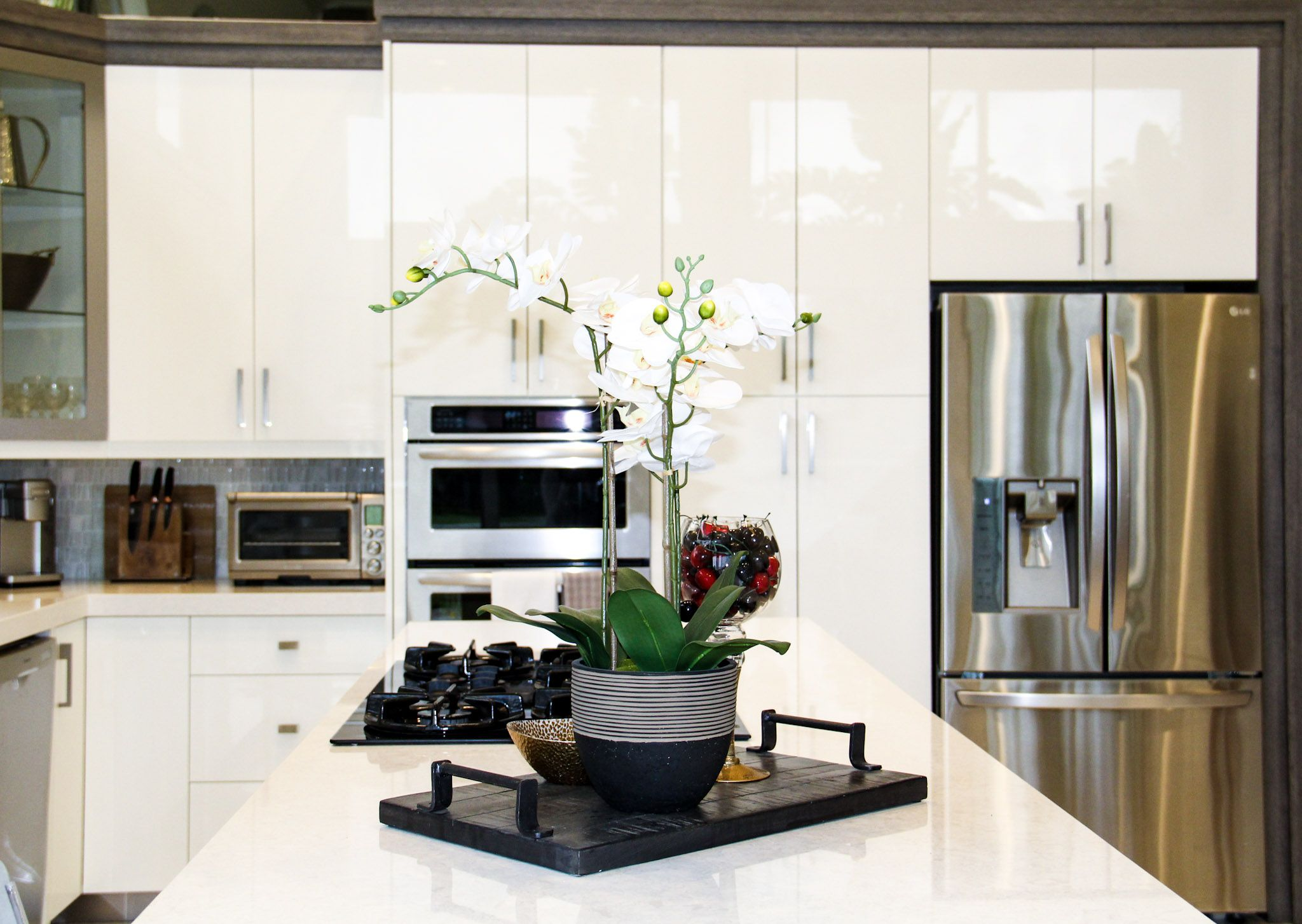 Boca Raton Contemporary Italian Kitchen Lunardi Decor Kitchen Italian Kitchen Kitchen Remodel
