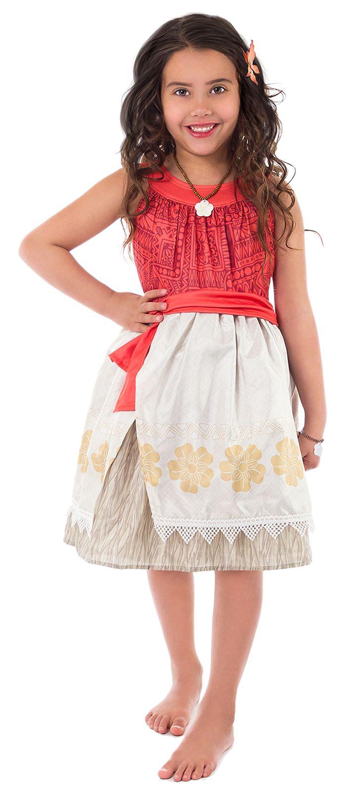 Polynesian Princess Dress | Moana, Moana party and Costumes