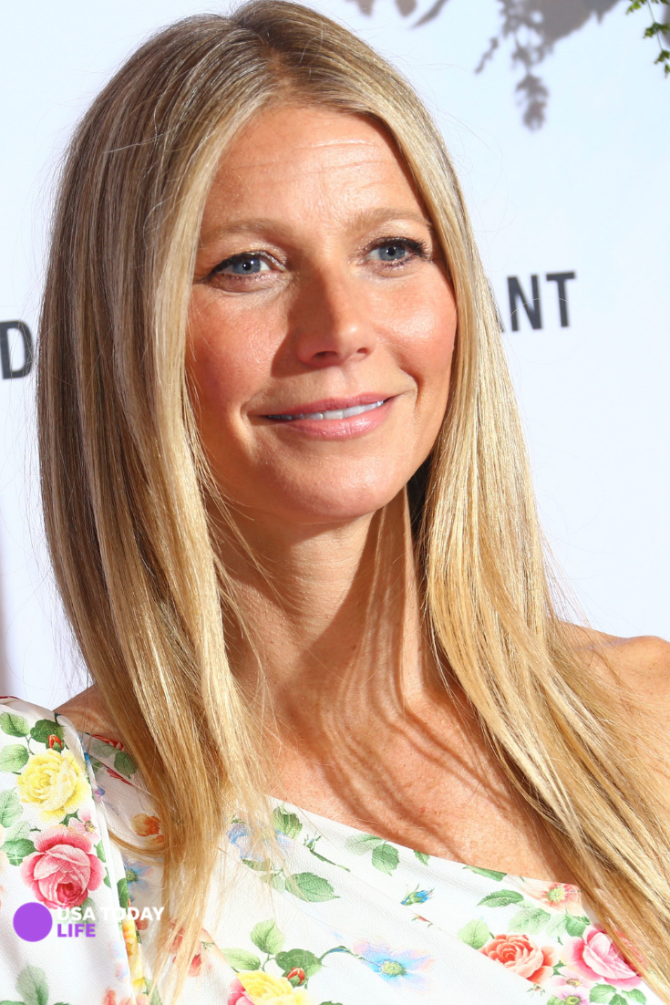 Gwyneth paltrow reveals romantic wedding day photo details about